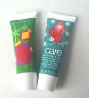 Avon Care Set of 2 Holiday Silicone Glove Hand Cream - 1.5 oz each