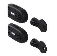 Thule 986 Wheel Strap Locks for 591 598 Bike Cycle Carriers