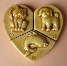 Fève perso du MH 2013 - Puzzle Coeur pour les Filles du Sud (60 exemplaires)
