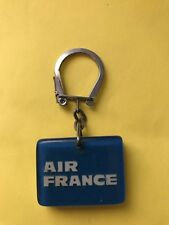 AIR FRANCE AIRBUS - LINEAS AEREAS - AIRLINES KEY RING KEYCHAIN PORTE CLES (367)