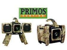 PRIMOS ALPHA DOGG ELECTRONIC PREDATOR CALL WITH REMOTE 3756 *** BRAND NEW ***