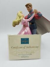 Wdcc Disney Sleeping Beauty Aurora & Phillip A Dance in the Clouds - New In Box