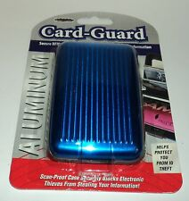 CARD-GUARD Secure RFID Blocking Of Your Credit Cards/Personal Information BLU