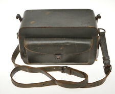 Leitz rare Olive outfit bag for Leica M3, M1, marked Bundeseigentum 12-121-5829