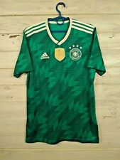 Germany Jersey 2018 2019 Away S Shirt Adidas Football Soccer BR3144