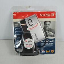 SanDisk ImageMate 12 in 1 USB 2.0 Memory Card Reader / Writer [SDDR-89]