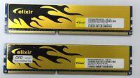 Memory/Ram Elixir 4GB/8GB M2X4G64CB8HG9N-DG DDR3-1600 PC3-12800 XMP Desktop 240p
