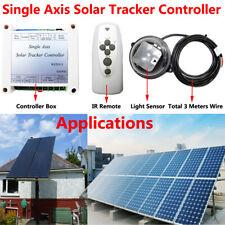Single Axis Solar Tracker Controller Solar Panel Tracking Sun Track Controller