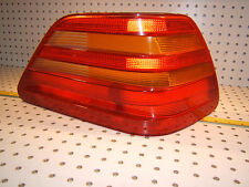 Mercedes W140 S500 Coupe 92-96 R Pass Taillight Hella Genuine MB 1 Lens,14087400