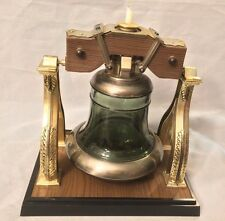 1976 Musical Liberty Bell Decanter Made in Japan