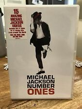 Michael Jackson - Number Ones (DVD, 2003)