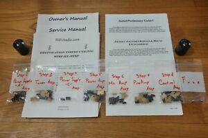 Kenwood KR-6600 KR-7200 KR-7600 rebuild restoration recap service kit fix repair