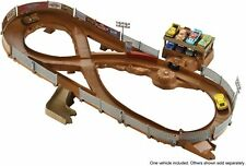 Disney/Pixar Cars 3 Thunder Hollow Criss-Cross Track Set CAR RACE BOYS TOY GIFT
