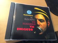 """Vic Ruggiero """"Hamburguru"""" cd"""
