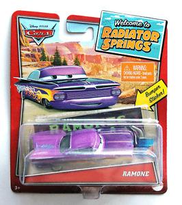 CARS - RAMONE VIOLA RADIATOR SPRINGS - Mattel Disney Pixar