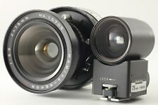 [Exc+++++] Mamiya Sekor P 75mm f/5.6 Lens W/ Finder for Universal Super23 #M491