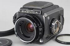 [Exc+++++] Zenza Bronica S2 nikon Nikkor-P 75mm f2.8 6×6 Medium  from Japan