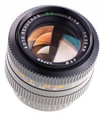 Revuenon MC 50 mm f 1,4 / PK / 8 Blades / Pentax SN:C614279 Geprüft TOP  ( 631 )