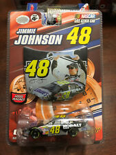 2007 Jimmie Johnson Kobalt Tools hood & car 1:64 WC Winners Circle