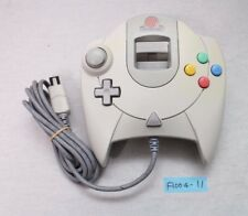 [Free ship] Dreamcast Controller white Sega work tested from Japan