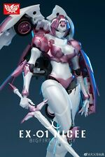 Transformers Toy Big Firebird EX-01 Nicee Arcee action figure toy in stock