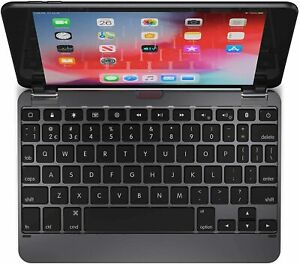 Brydge 7.9 Keyboard Compatible with iPad Mini 4th and 5th Generation(Space Gray)