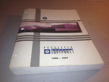 1996-1997 Chrysler Pentastar Service Equipment