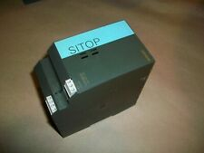 Siemens SITOP Power Supply  6EP1 334-2BA01 120/240 V input  24vdc output @ 10amp