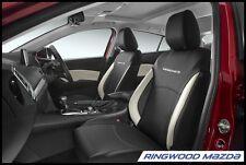 New Genuine Mazda 3 BM BN Front Seat Cover x1 NEO MAXX SP25 GT ASTINA BM11ACSCF