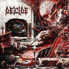 Deicide - Overtures Of Blasphemy - GOLD COLORED Vinyl LP - DEATH METAL ALBUM
