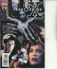 The X Files-Issue12-Topps Comics  1995-Comic