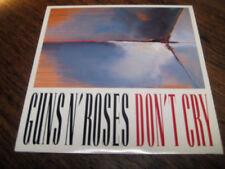 Guns N 'Roses 1991 45 RPM Speed Vinyl Records