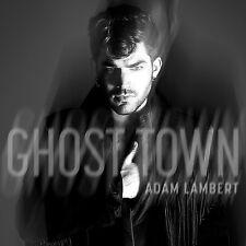 ADAM LAMBERT - GHOST TOWN (2-TRACK)  CD SINGLE NEU