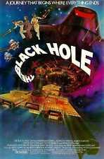 DISNEY THE BLACK HOLE 1979 SUPER 8 COLOUR SOUND 400FT 8MM CINE FILM
