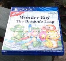 Wonder Boy: The Dragon's Trap Sony PlayStation 4 PS4 Limited Run Games #73