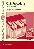 Civil Procedure: Examples and Explanations (Examples & Explanations Series) by J
