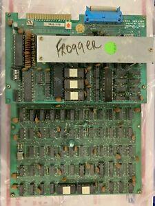 Frogger pcb - Konami 1981