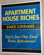 DAVID LINDAHL – APARTMENT HOUSE RICHES  WITH 2 BONUS !!! LIMITED OFFER!!