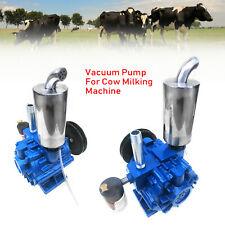 Electric Milking Machine Vacuum Pump For Farm Cow Sheep Goat Milker 220lmin Usa