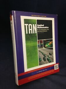 Applied Mathematics: For the Managerial...(IE) by Tan (2013) 6th Ed VG HB 200826