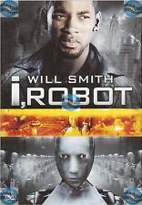 DVD I ROBOT will smith