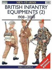 British Infantry Equipments (2) 1908-2000 Illus Opsrey Book Uniforms WW1 WW2 ++