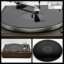 Gloss Black Acrylic Turntable Platter Mat. Fits PIONEER!