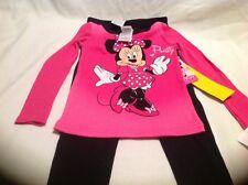 NWT Disney 2 pc (of 3) Minnie Pajamas 4T
