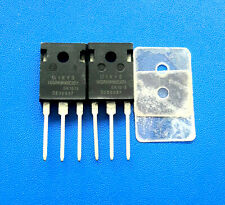 2 Stück IXGR40N60C2D1 + Isolierplättchen  40N60C2D1 IGBT Transistor IXYS TO-247