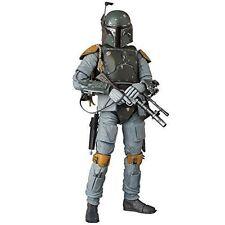 MEDICOM MAFEX 016 Boba Fett From Star Wars Figure 4530956470160 HTR