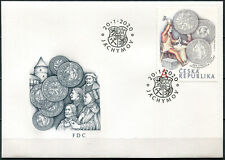 Czech Republic 2020. 500 years of the Joachimsthaler coin (Mint) First Day Cover
