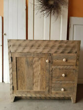 Handmade Wooden Bathroom Vanities U0026 Makeup Tables For Sale | EBay