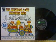 BALTIMORE AND OHIO MARCHING BAND  Lapland   LP   UK mono     Lovely copy !!