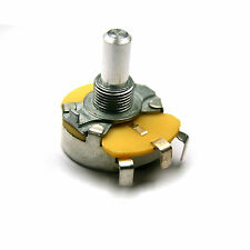 """2pcs CTS Linear Taper Potentiometer 25K Ohm 1/4"""" Solid Shaft"""